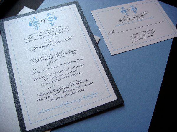 Tmx 1277236374715 JenniferWinston1 Boston wedding invitation
