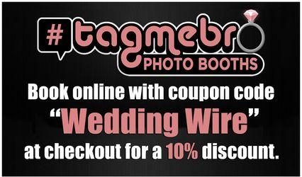 #TagMeBro Photo Booth Rental 1