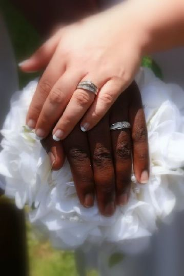 A wedding with serenity