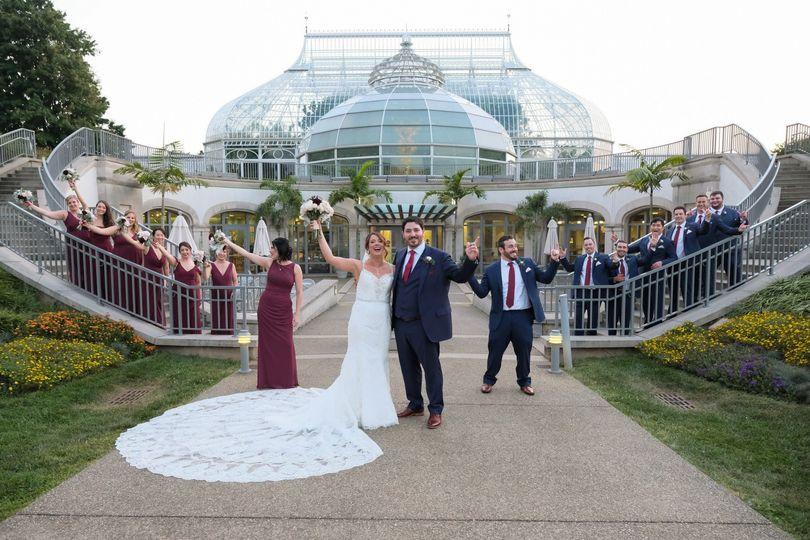 Big weddings and small