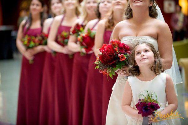 Inspired Floral Design Wedding Flowers Ohio Cincinnati Dayton