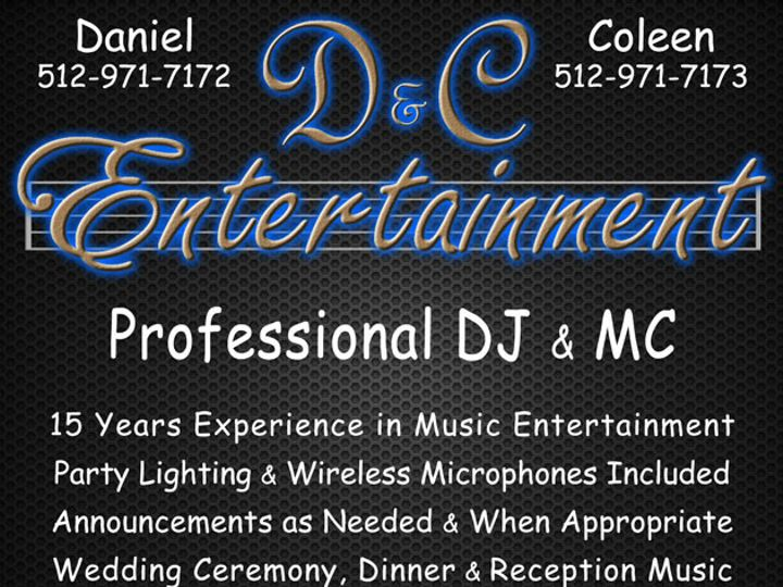 Tmx 1460047538193 Card Del Valle wedding dj