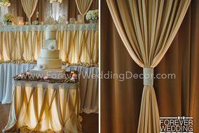 Forever Wedding Decor