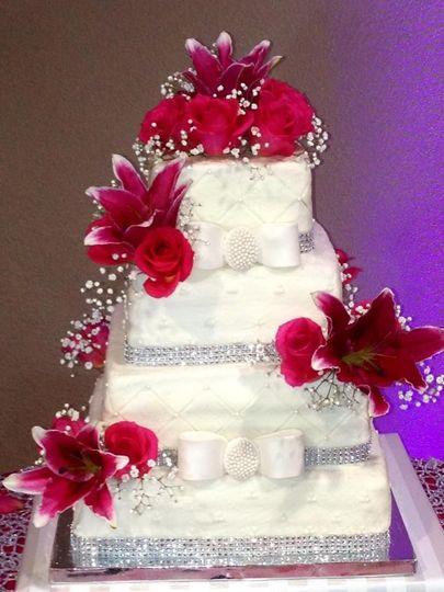 bling wedding