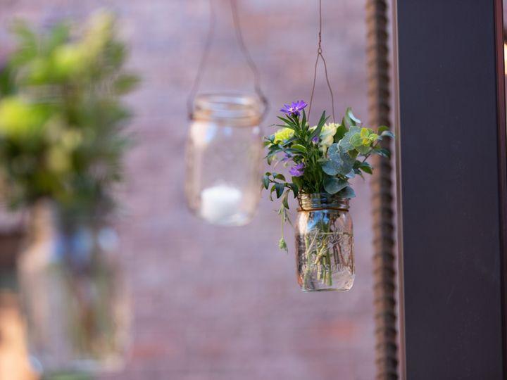 Tmx Mason Jar Flower3 51 1062611 1557676840 Bethpage, NY wedding planner