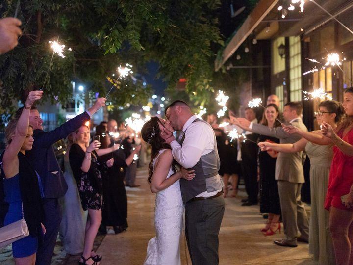 Tmx Sparkler Sendoff2 51 1062611 1557676912 Bethpage, NY wedding planner