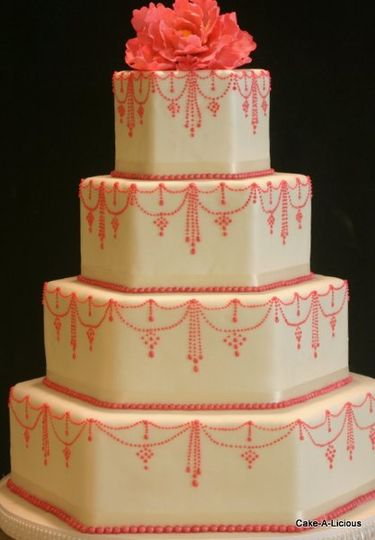 Cake A Licious Wedding Cake Utah Salt Lake City and