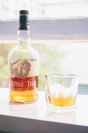 A little drink never hurt!
