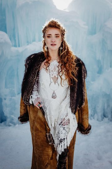 Viking Ice Goddess