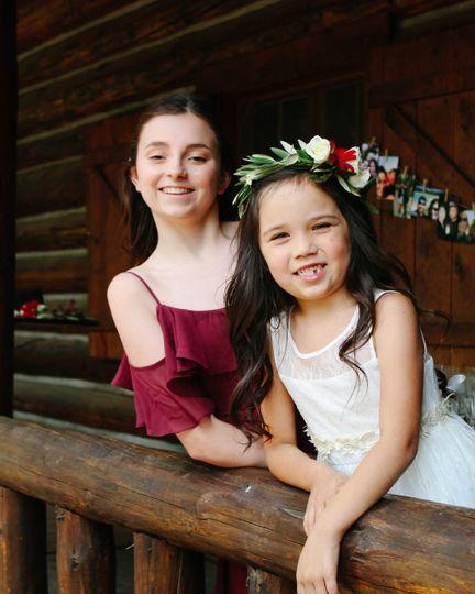 Jr. Bridesmaid & Flower girl