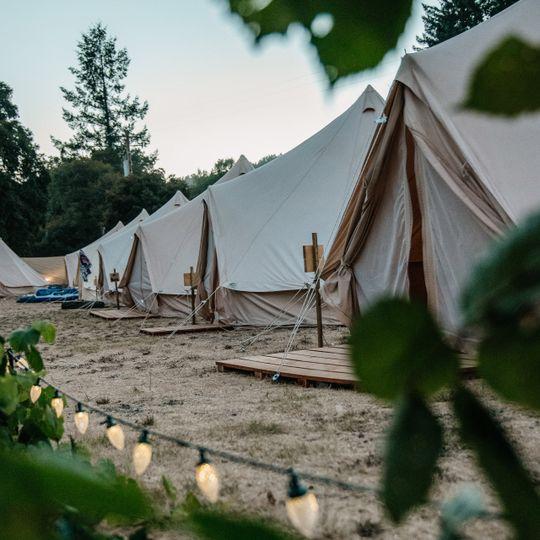 Glamping Camp