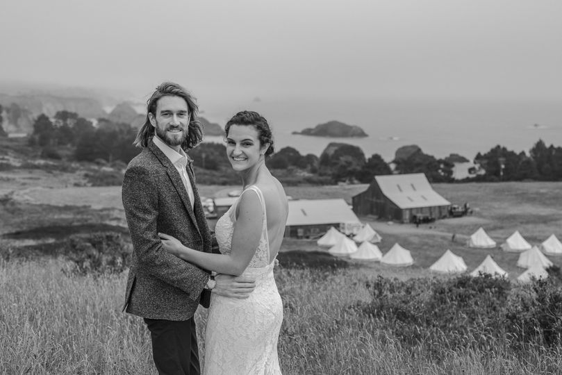 Glamping and Ranch Wedding