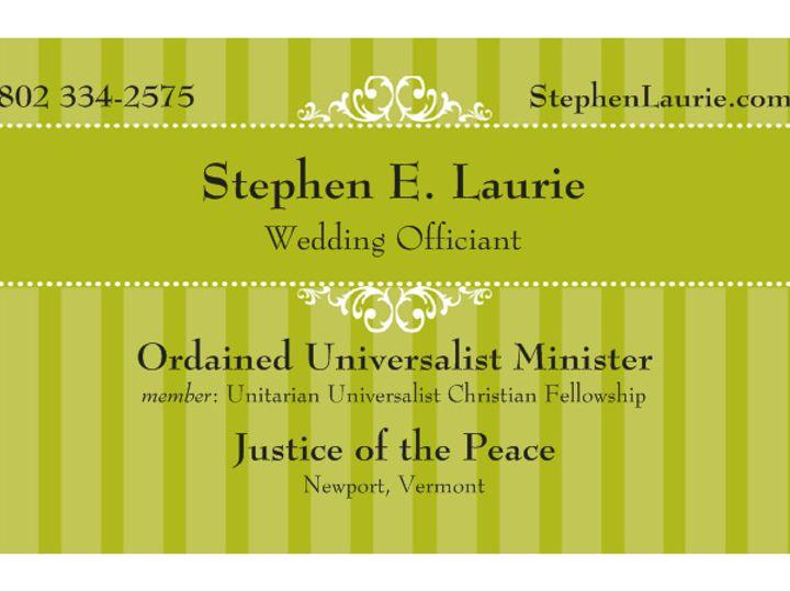 Tmx 0 Sel Card 51 435611 161460856459054 Newport, VT wedding officiant