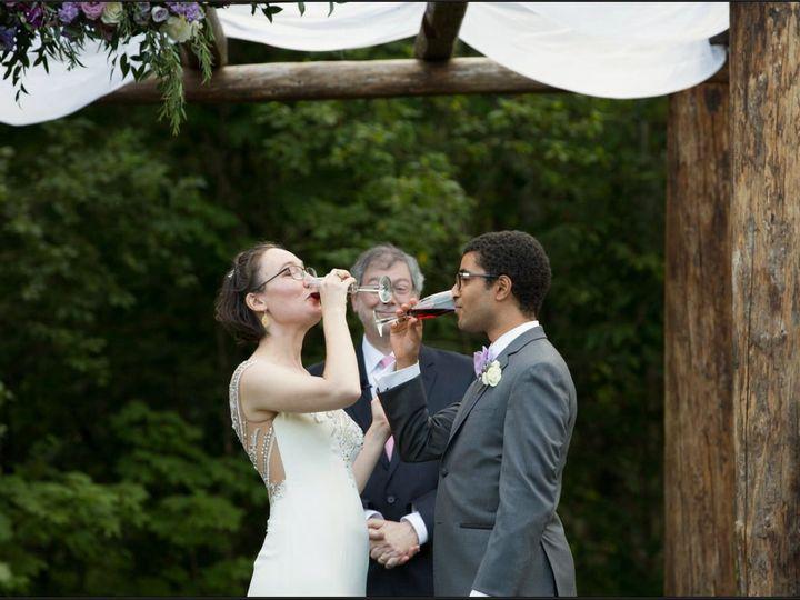 Tmx 17 06 16 Hannah Kofi 51 435611 161461459061020 Newport, VT wedding officiant