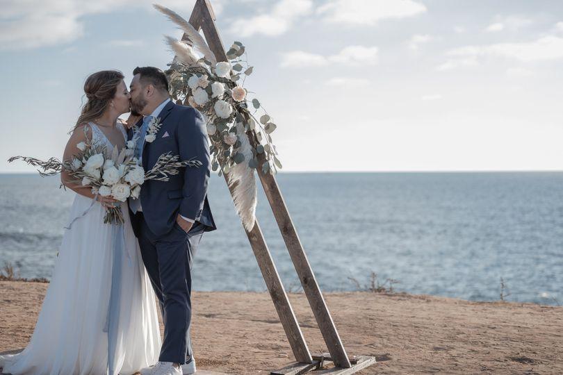 Sun Cliffs Wedding