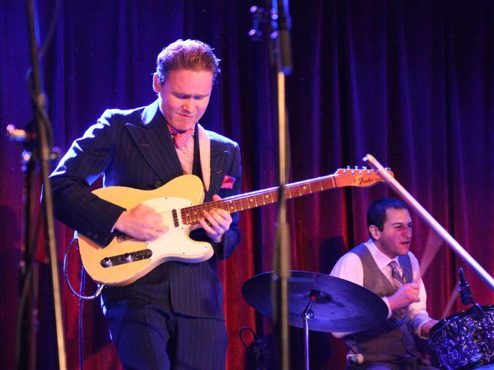 Tmx 1395868064230 Michael And Dann Brooklyn wedding band