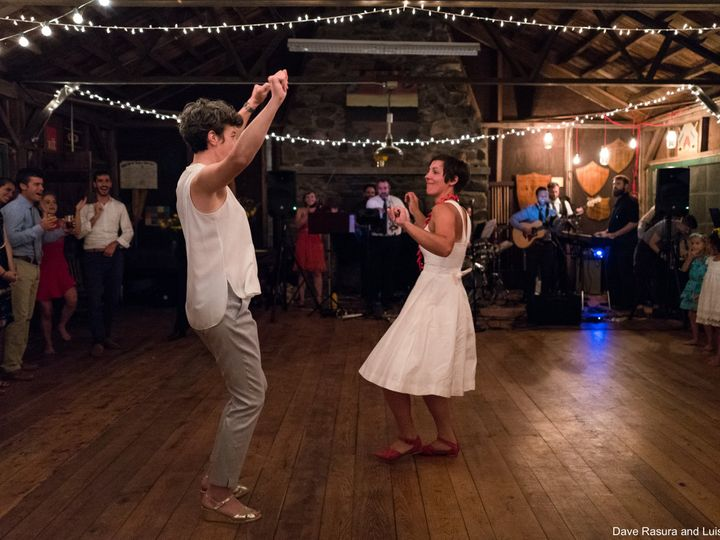 Tmx 1491159718725 Cheryl And Annie 3 Brooklyn wedding band