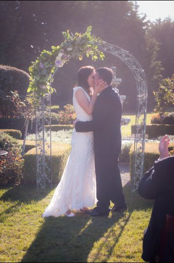 Arroyo Grande Wedding at Herritage Estate