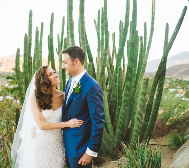 Cacti and couple