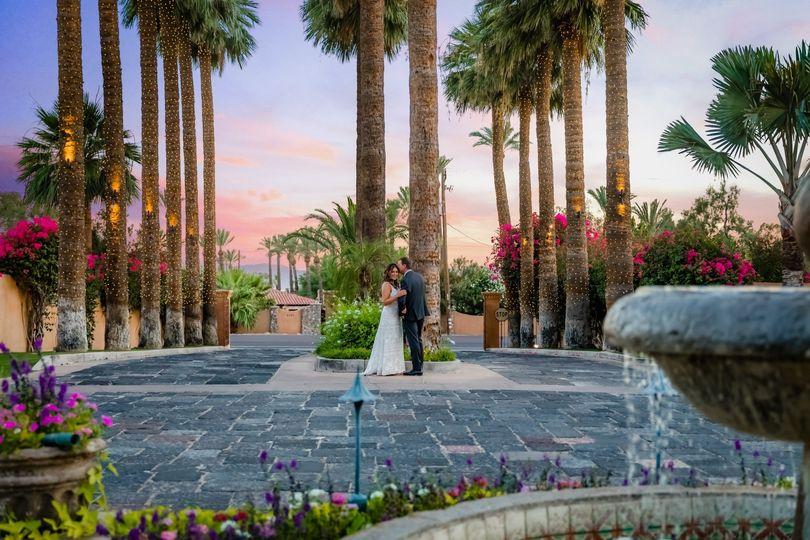 Wedding at Royal Palms Resort