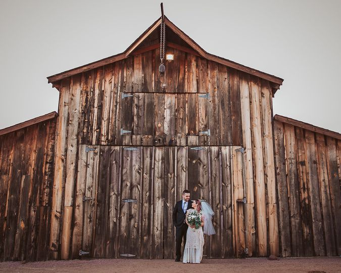 Goldfield Ghost Town Wedding