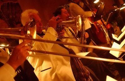 San Diego based wedding and special event variety dance band, Mirage Big Band Orchestra can perform...