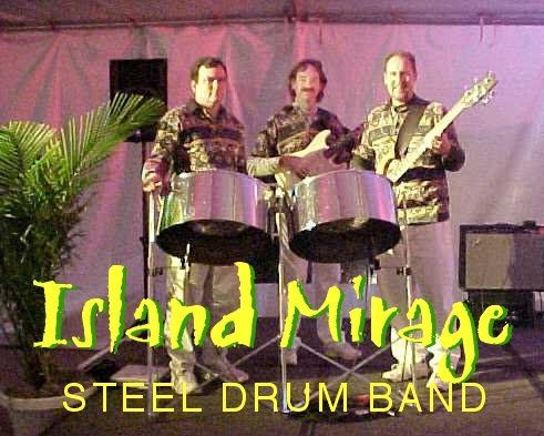 ISLAND MIRAGE is the ideal group for your Tropical, Brazilian, Mexican or Island theme party.  The...