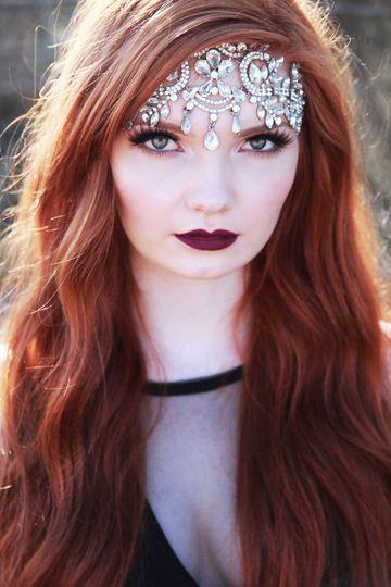 Gothic look