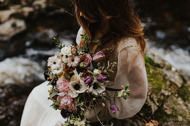 Lovely spring bouquet