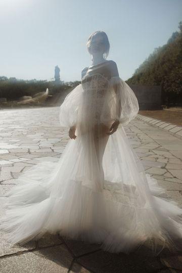 Shadow dress