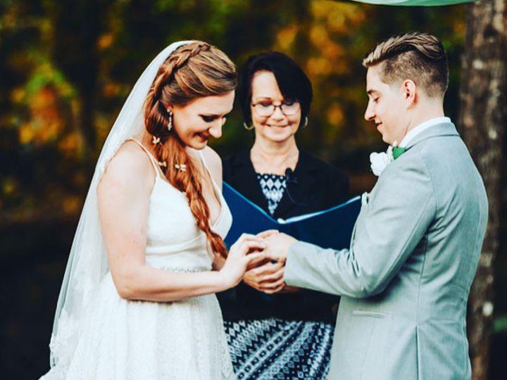 Tmx Amanda And Zach 1 51 1019611 160145261434456 Orlando, FL wedding officiant