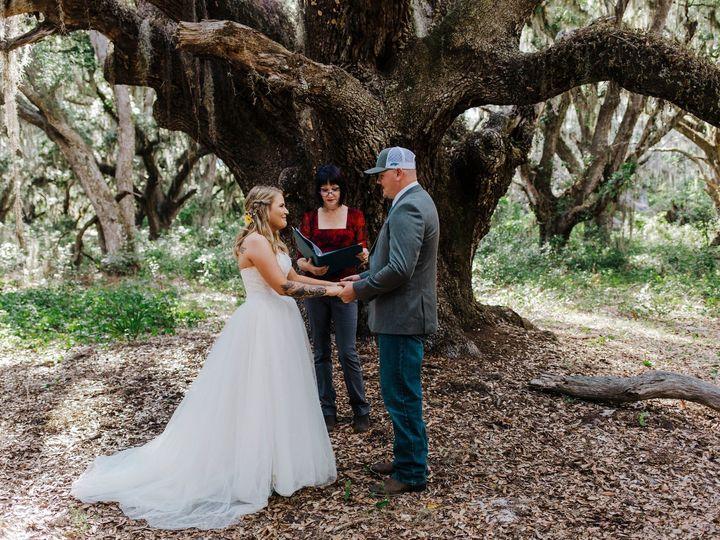 Tmx Cailey And Trevor Ceremony 51 1019611 1557762690 Orlando, FL wedding officiant