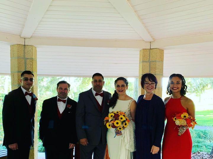 Tmx Dbb0b0b8 2f5b 4830 A136 92178f84bfb9 51 1019611 157513653212170 Orlando, FL wedding officiant