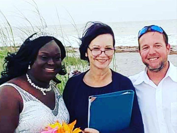 Tmx Kela And Jason After 51 1019611 1557162948 Orlando, FL wedding officiant