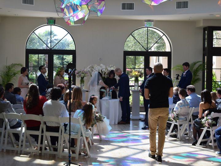 Tmx Liz And Joe Sand Ceremony 51 1019611 1556288693 Orlando, FL wedding officiant