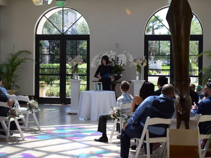 Tmx Officiant Liz And Joe 51 1019611 1556288717 Orlando, FL wedding officiant