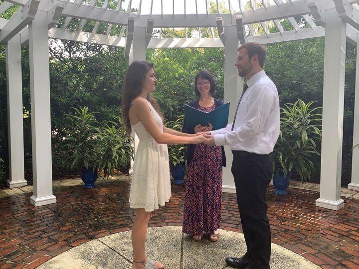 Tmx Preston And Niki Ceremony 51 1019611 1557762231 Orlando, FL wedding officiant