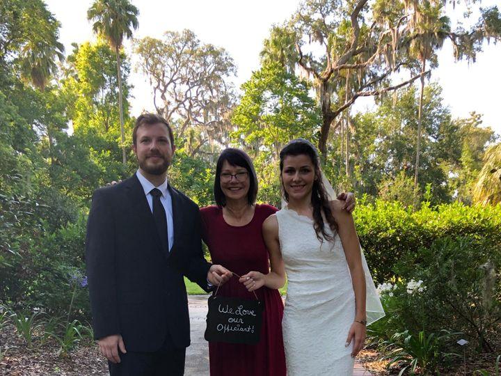 Tmx Preston And Niki Just Married 51 1019611 1558884015 Orlando, FL wedding officiant