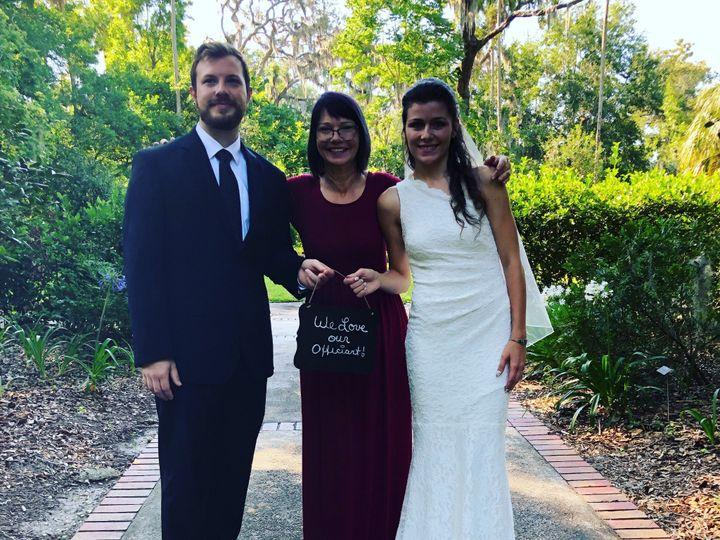 Tmx Preston And Niki Love Officiant 51 1019611 1558884049 Orlando, FL wedding officiant