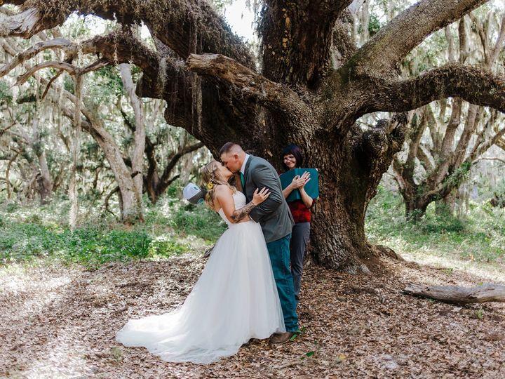 Tmx The Kiss Cailey And Trevor 51 1019611 1557762639 Orlando, FL wedding officiant