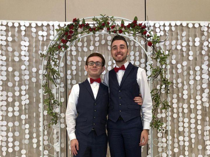Tmx William And Vincent 51 1019611 1560000149 Orlando, FL wedding officiant