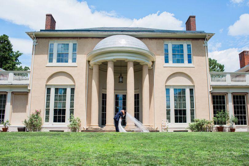 Tudor Place Historic House And Garden Venue Washington Dc Weddingwire