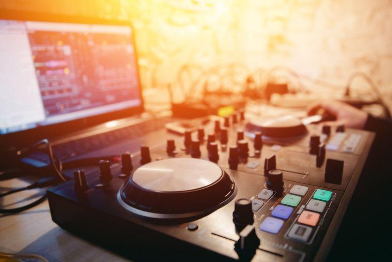 DJ gear