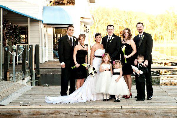 Tmx 1313438625808 LynccaHarveyPhotography02 Arlington, TX wedding florist