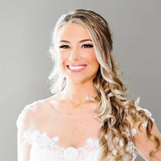 A happy MBCM bride!