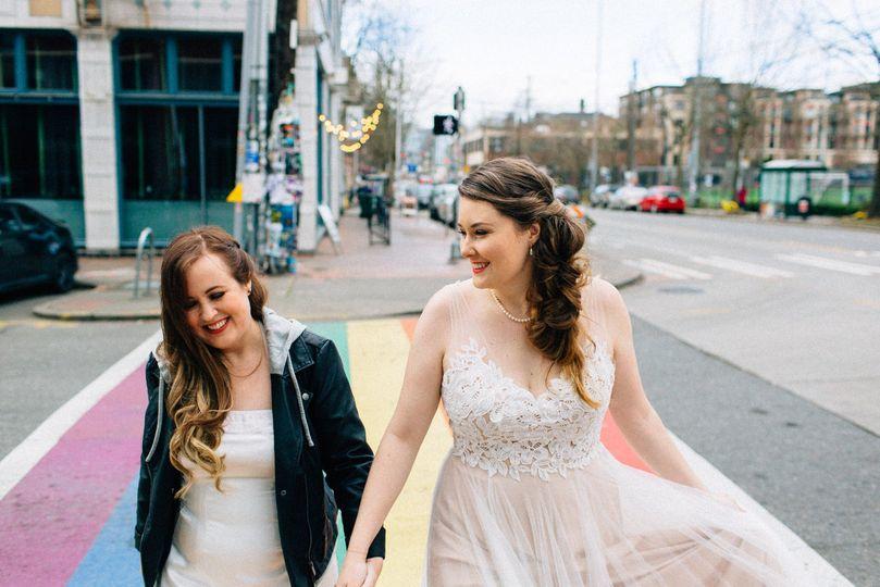 Seattle, WA wedding