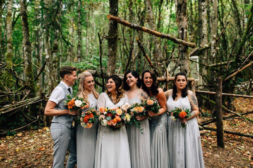 Bridesmaids, Portland OR