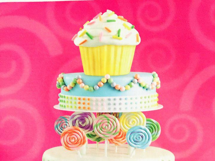 Tmx 1441305619537 Fullsizerender28edited Leominster wedding cake