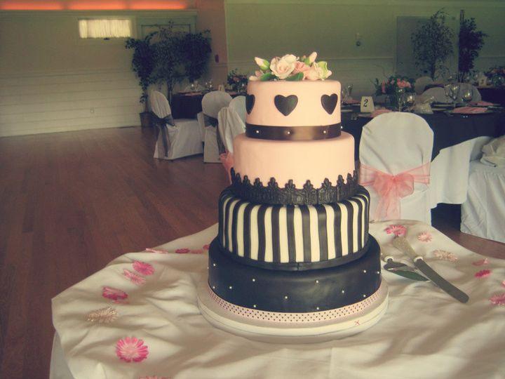 Tmx 1441305781421 Img0989edited Leominster wedding cake