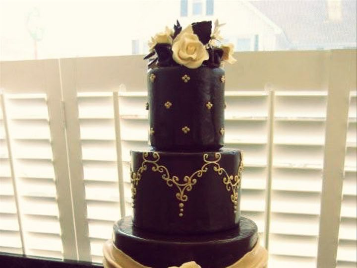 Tmx 1441305831328 Img1845edited Leominster wedding cake